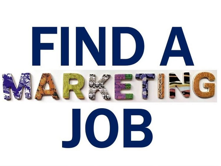 Finding a Job in Marketing